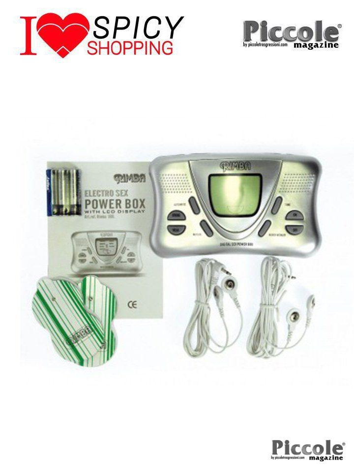 Electro Power Box Digital Sex di Rimba
