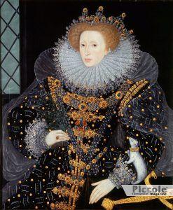 Luminari e Pianeti: SATURNO Elisabetta I