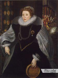 L' AMANTE E LA TANGENTE: Elisabetta I