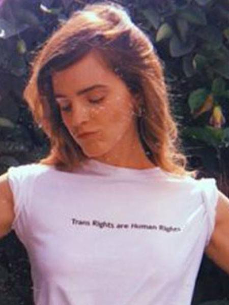 Emma Watson è schierata per i diritti delle persone trans