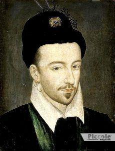 Re Enrico terzo di Francia