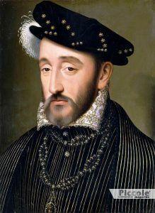 MERCURIO nei segni di Fuoco e Acqua Enrico II
