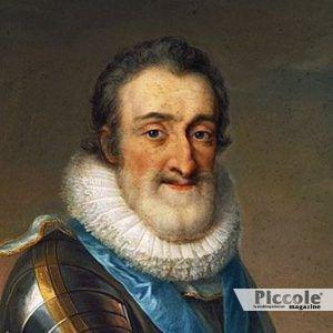 L' AMANTE E LA TANGENTE: Enrico IV