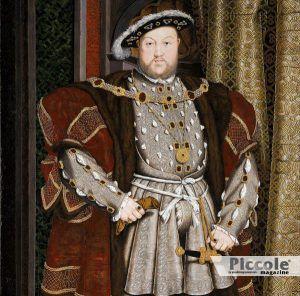 LE NOBILI DEL LETTO: Enrico VIII
