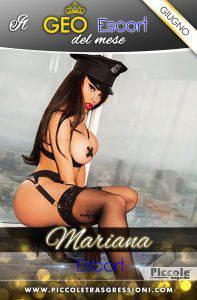 Geolocalizzazione giugno escort girls: Mariana
