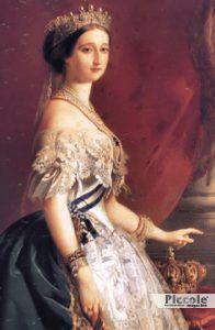 LE NOBILI DEL LETTO: Eugenia de Motijo