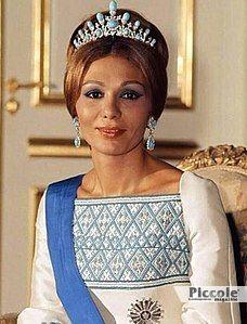 La Donna della VERGINE: Farah Diva Pahlavi