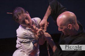 Il Maestro Felix Ruckert ospite del Peer Rope