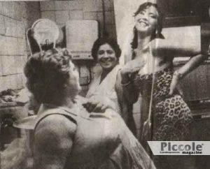 Femminiello nei primi anni 50