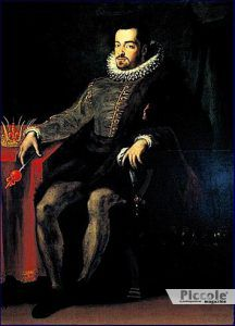 L' AMANTE E LA TANGENTE: Fernando de Medici
