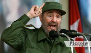 Fidel Castro, politico del segno del Leone