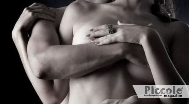 Sorriso - Storia erotica de Il Piccole Magazine