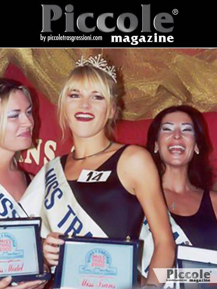 Francesca, Miss Trans Italia 2000