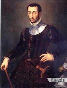 IL POTERE NON RENDE LIBERI: Francesco I de Medici