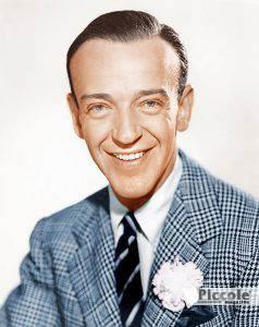 Fred Astaire uomo segno zodiacale Toro