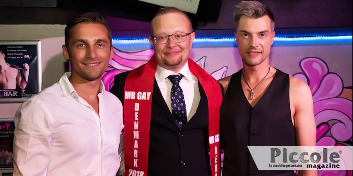 Niels Jansen FtoM Mr Gay 2018
