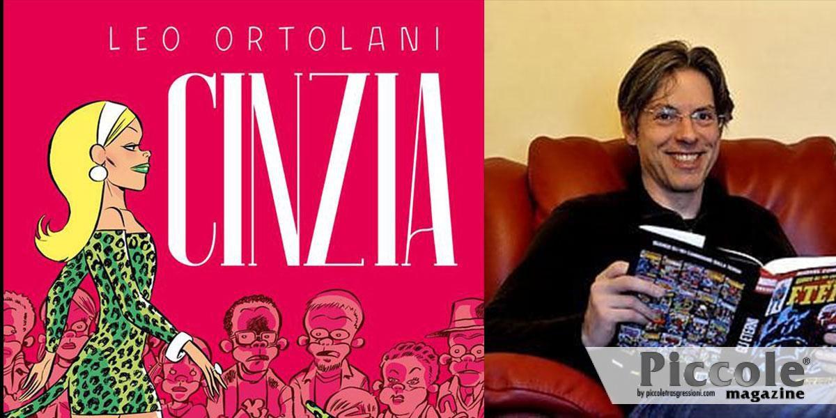 Fumetto Trans Cinzia, Leo Ortolani