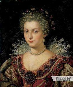 IL VIZIO MINORE: Gabrielle d'Estrées