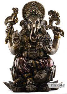 IL DIO SERPENTE Ganesha