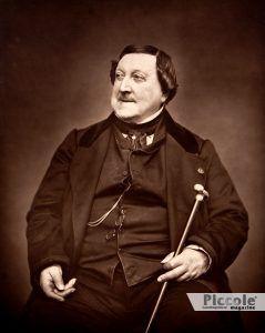 Luminari e Pianeti: VENERE Gioachino Rossini