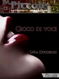 Gioco di voci di Luca Duccheschi