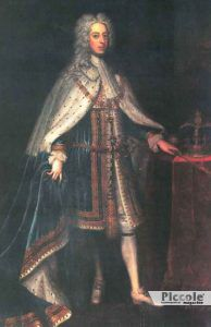 L' AMANTE E LA TANGENTE: Giorgio II