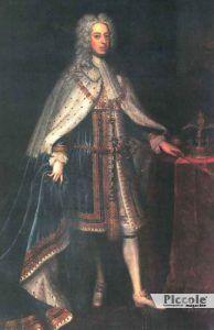 IL RIPOSO DELLE FAVORITE: Giorgio II