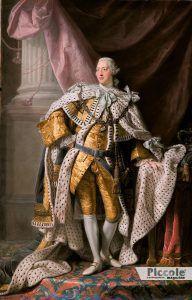AMANTI DI RE AVARI: Giorgio III
