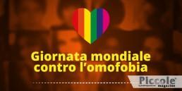 17 maggio Giornata internazionale contro l'omofobia, la bifobia e la transfobia