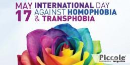 Giornata Mondiale contro l'omofobia a modena
