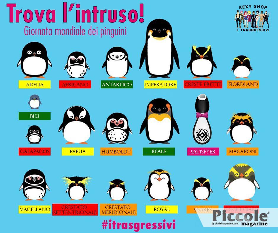 Giornata mondiale dei pinguini