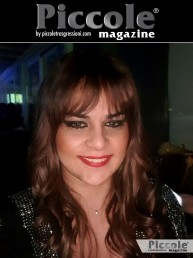 Giselly Grigoleto organizzatrice del Miss Trans Toscana 2018