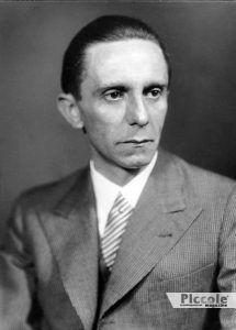 MERCURIO nei segni di Fuoco e Acqua Goebbels