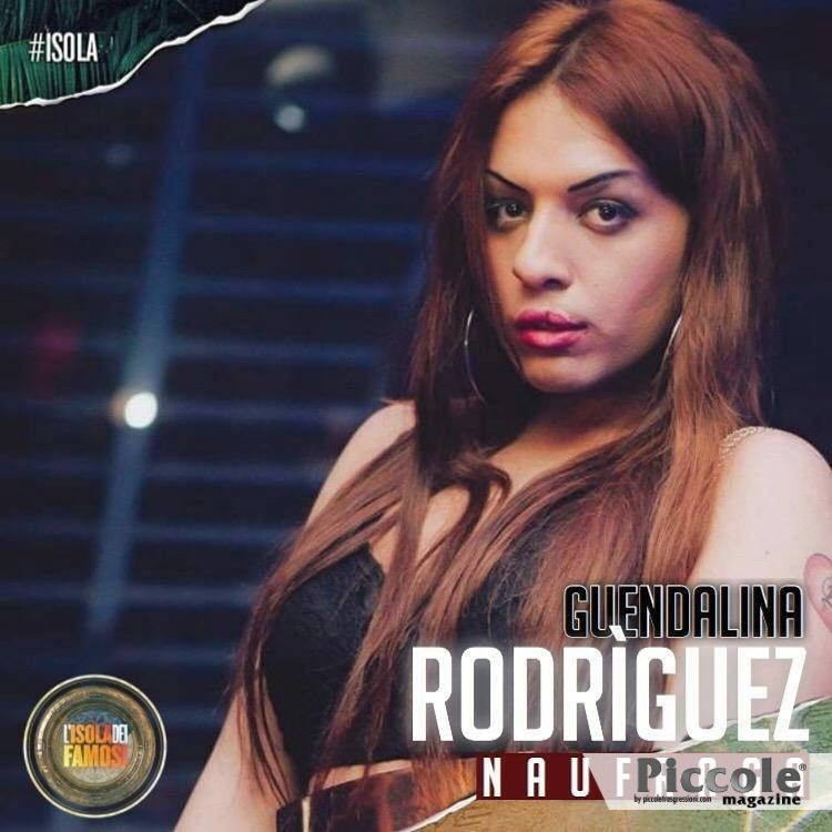 Guendalina Rodriguez all'Isola dei Famosi!