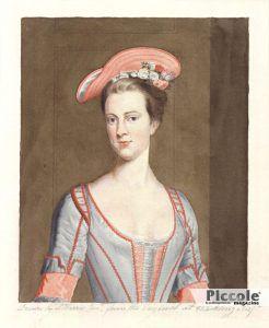 Miss Henrietta Howard - amante vecchia