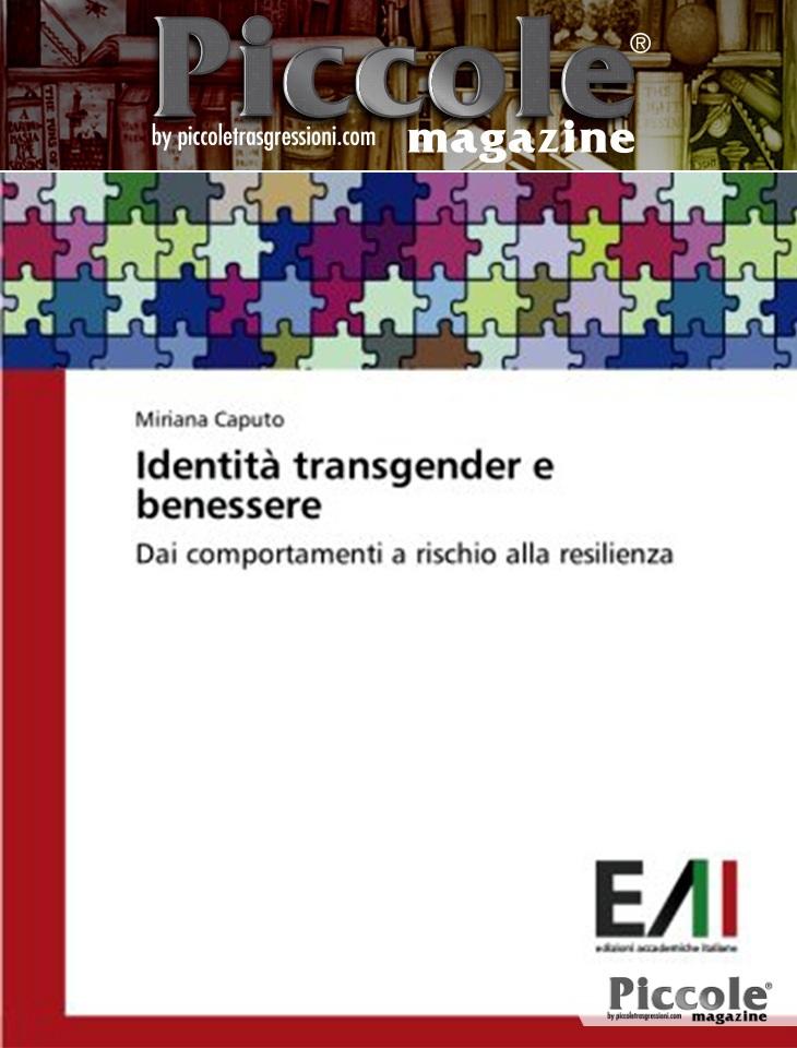 Identità transgender e benessere di Mariana Caputo