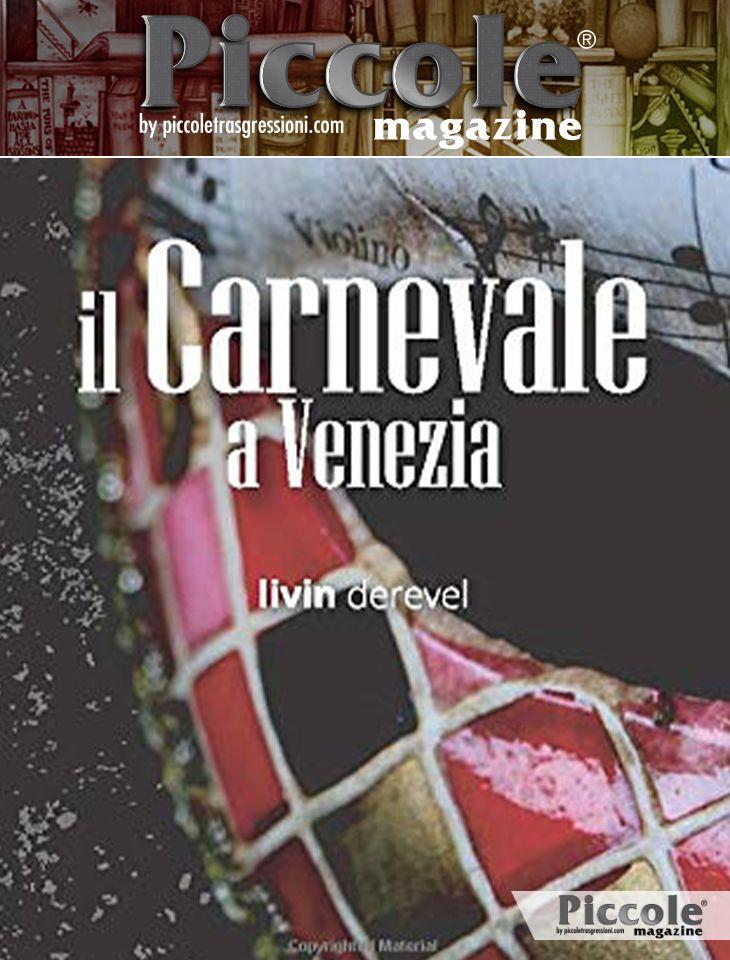 Foto copertina del libro Il Carnevale a Venezia di Livin Deverel