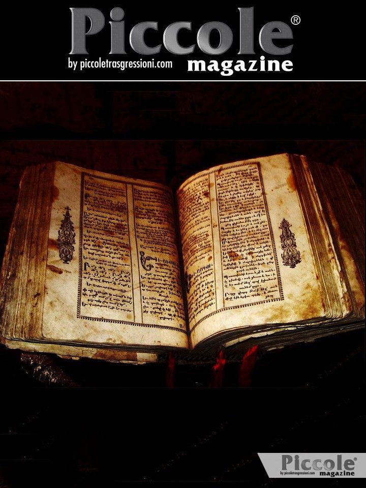IL MISTERO DELLA BIBBIA