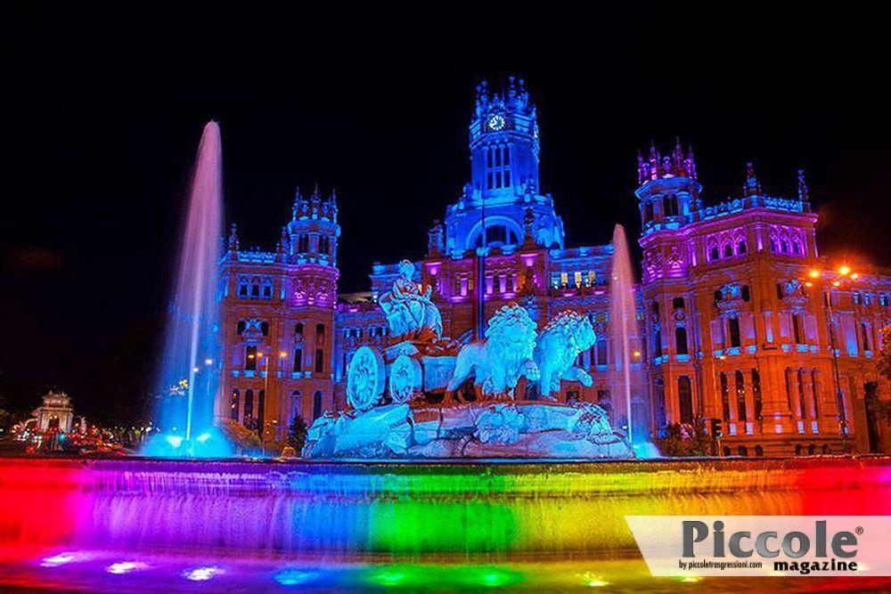 Madrid: Turismo LGBT+: ecco i migliori tour a piedi in Europa e Nord America