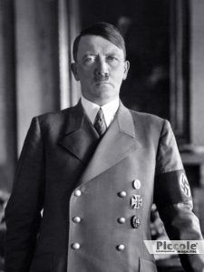 GIOVE nei segni di Terra e Aria Hitler