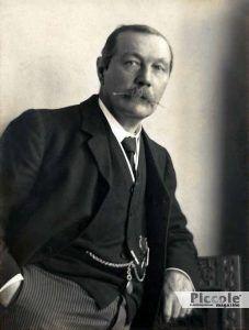 A. Conan Doyle