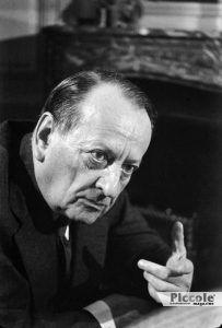 URANO nei segni André Malraux