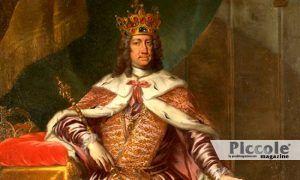 GIOVE nei segni di Terra e Aria Carlo VI