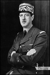 URANO nei segni Charles De Gaulle