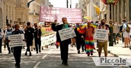Fronte Liberazione Gay: la festa dei 50 anni a Londra con i veterani!