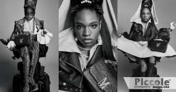 Moda inclusiva: Moschino sceglie la modella trans Aaron Philip!