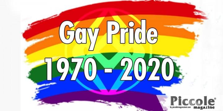 50 anni di Gay Pride ma continuiamo a scrivere la storia
