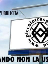 Piccole Trasgressioni: STOP and GO!