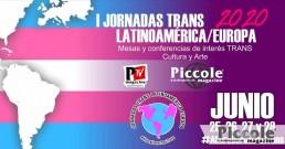 """Invito alla """"1ª Conferenza Trans Online Latinoamerica/Europa 2020"""""""