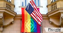 Bandiere LGBT+: nel mese del Pride sventoleranno anche in America